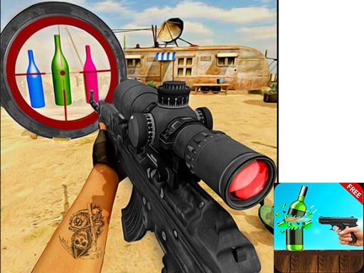 Play Ultimate Bottle Shooting Game Now!