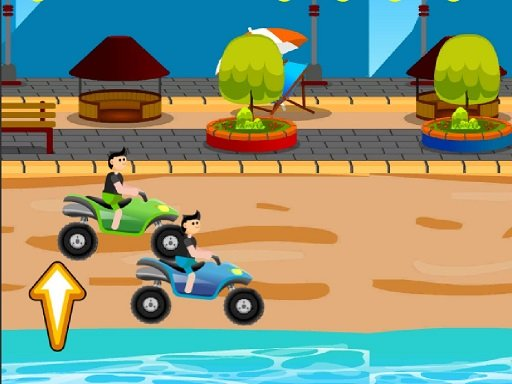 Play Buggy Race Obstacle Now!