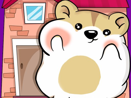 Play Hamster Pet House Decorating Games Now!
