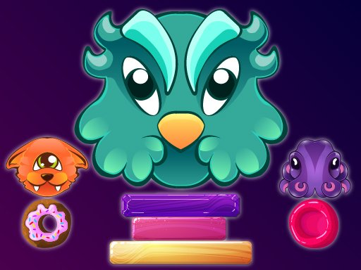 Play Candy And Monsters Now!