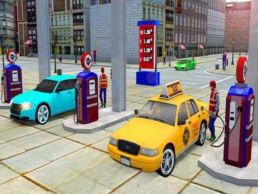 Play City Taxi Driving Simulator Game 2020 Now!