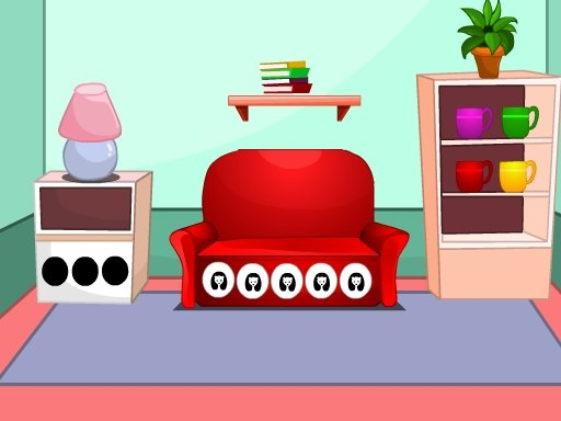 Play Stunning House Escape Now!