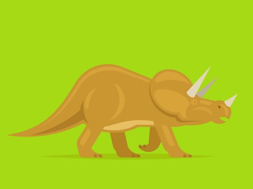 Play Cute Dinosaurs Coloring Now!