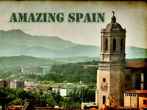 Play Amazing Spain Puzzle Now!