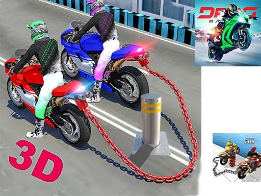 Play Chained Bike Racing 3D Now!