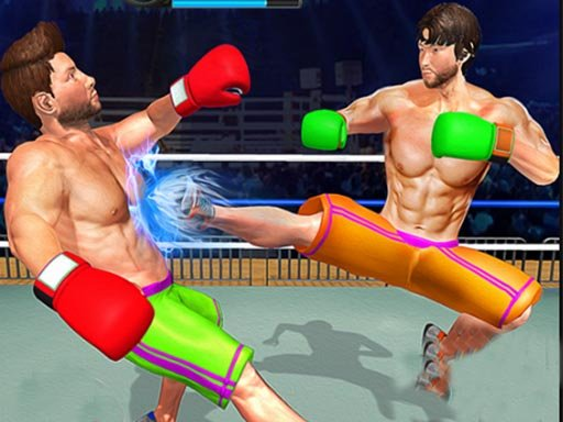 Play BodyBuilder Ring Fighting Club: Wrestling Games Now!