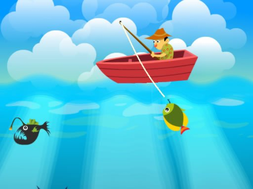 Play Go to Fishing Now!