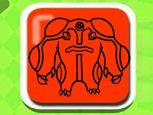Play Easy Kids Coloring Ben 10 Now!