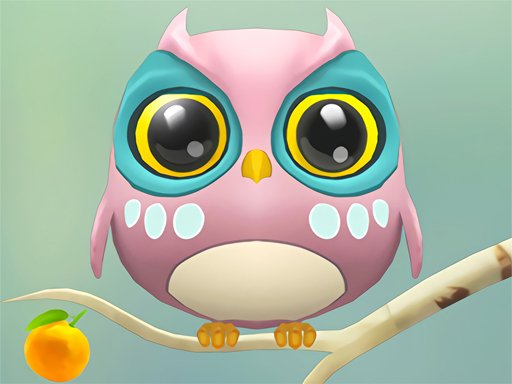 Play Cute Owl Puzzle Now!