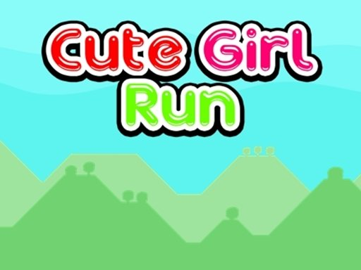 Play Cute Girl Run Now!