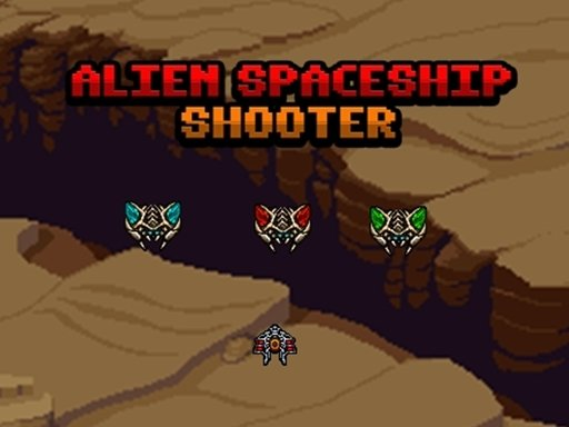 Play Alien Spaceship Shooter Now!