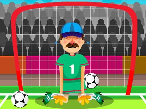 Play Keep The Goal Now!