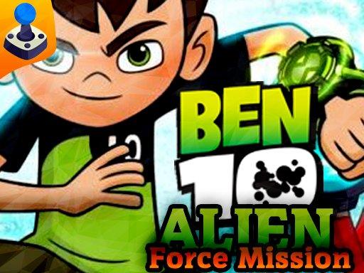 Play Ben 10 Alien Force Now!