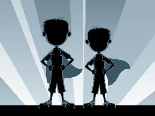 Play Little Superheroes Match 3 Now!