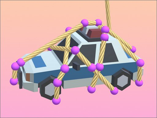 Play Rope Unroll 3D Now!