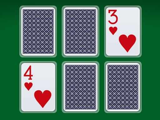 Play Playing Cards Memory Now!