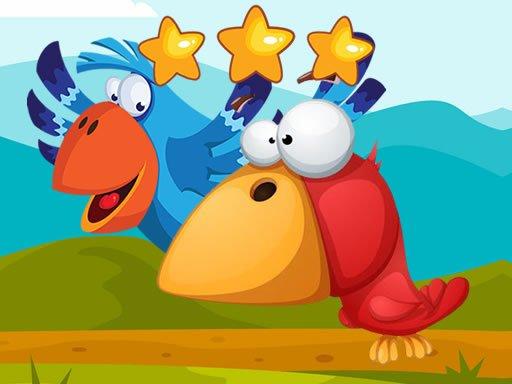 Play Fun Birds Hidden Stars Now!