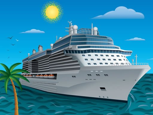 Play Cruise Ships Memory Now!