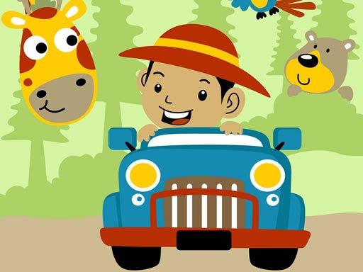 Play Safari Ride Difference Now!
