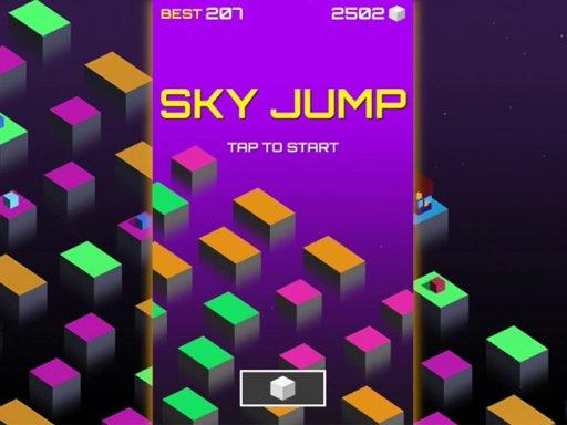 Play Sky Jump Now!