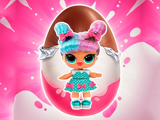Play Baby Dolls: Surprise Eggs Opening Now!