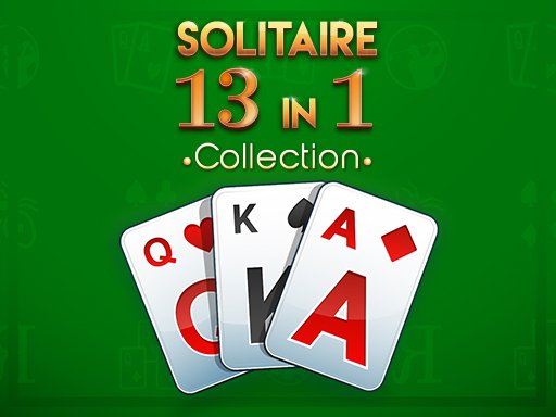 Play Solitaire 13in1 Collection Now!