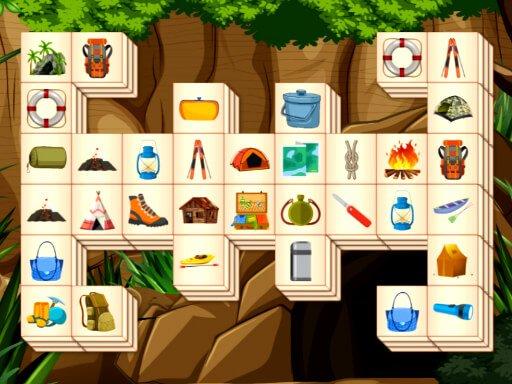 Play Hiking Mahjong Now!
