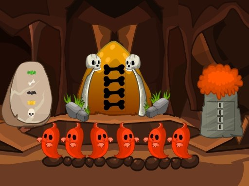 Play Steal The Haunted Treasure Now!