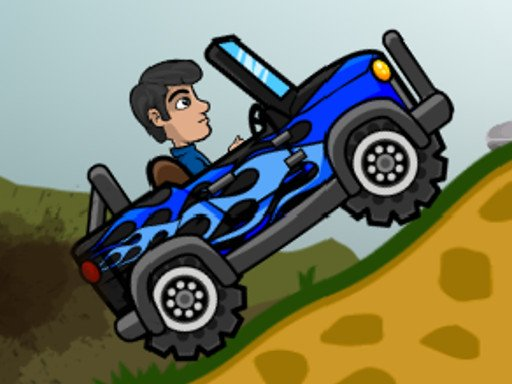 Play Hill Race Adventure Now!
