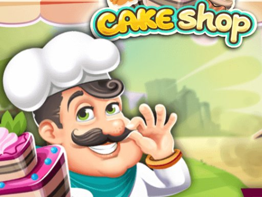 Play Cake Shop Bakery Chef Story Game Now!