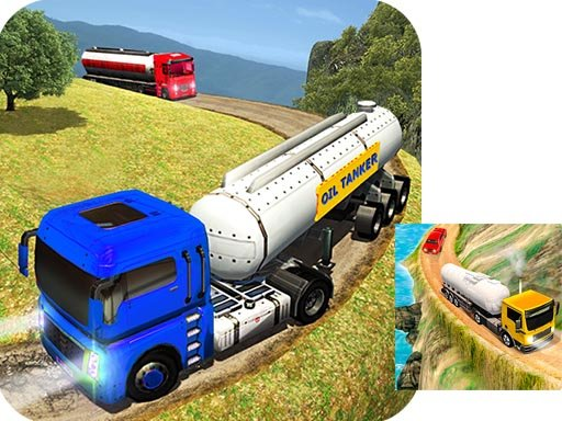 Play Oil Tanker Truck Game Now!