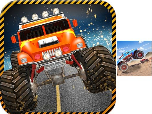 Play Monster Truck Racing Legends Now!