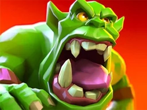Play Clash Of Orcs Now!
