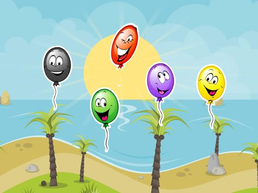 Play Balloon Paradise Now!