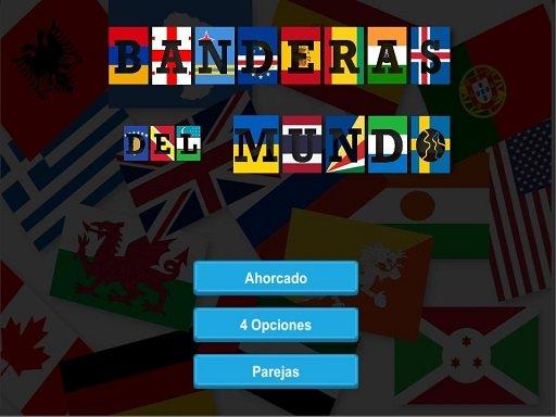 Play Banderas del mundo Now!