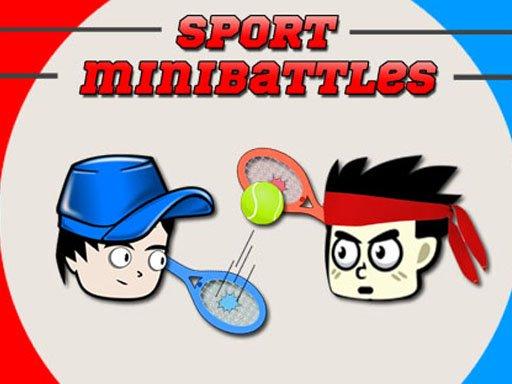 Play Sports MiniBattles Now!