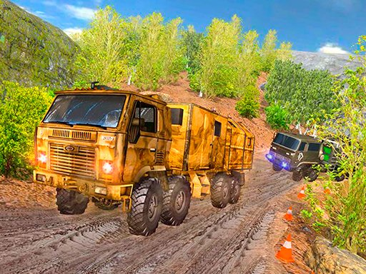 Play Mud Truck Russian Offroad Now!