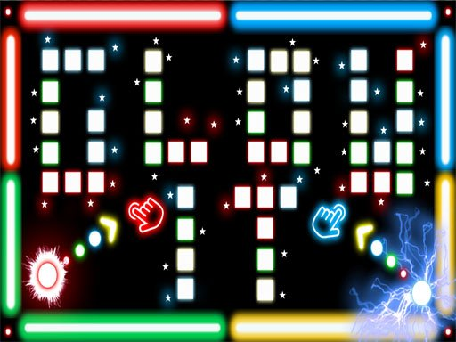Play Glowit - Two Players Now!