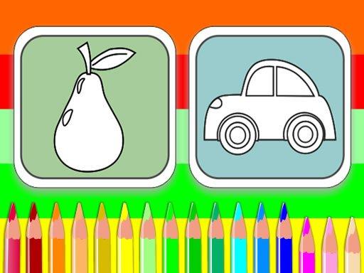 Play Fun Coloring Book Now!
