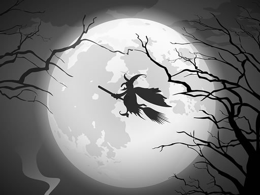 Play The Night Of The Witches Jigsaw Now!