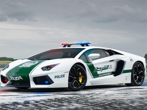 Play Police Cars Jigsaw Puzzle Now!
