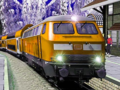 Play Subway Bullet Train Simulator Now!