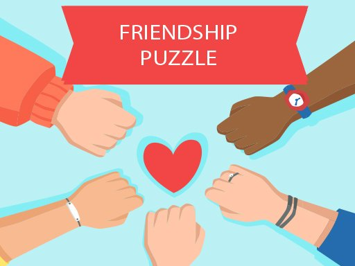 Play Friendship Puzzle Now!