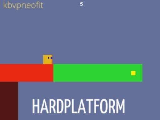 Play HARD PLATFORM Now!