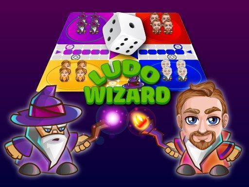 Play Ludo Wizard Now!