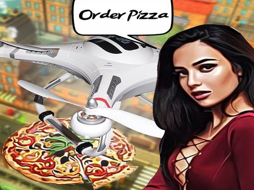 Play Pizza Drone Delivery Now!