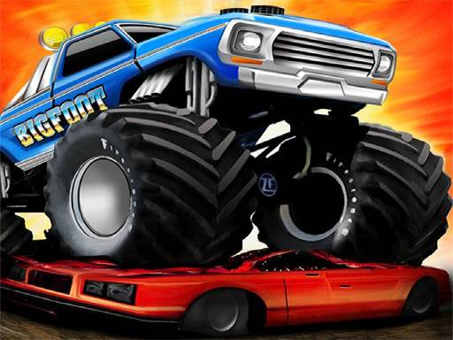 Play Monster Offroad Truck Now!