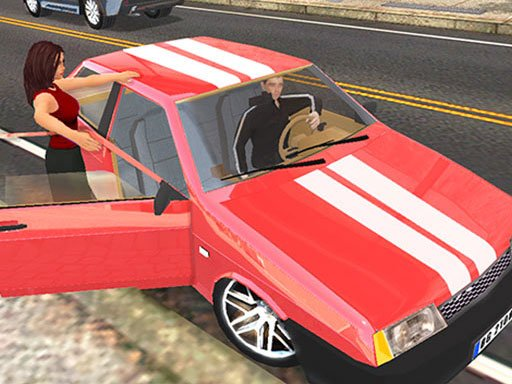 Play Russian Car Driving Now!