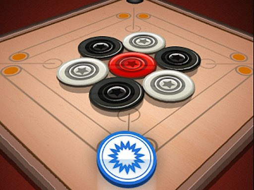 Play Carrom 2 Player Now!