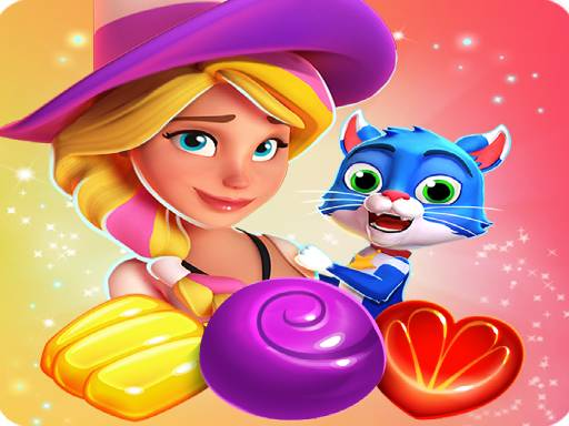 Play Candy Match 3 Jelly Now!